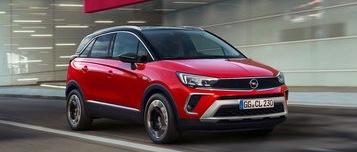 Opel Yeni Crossland