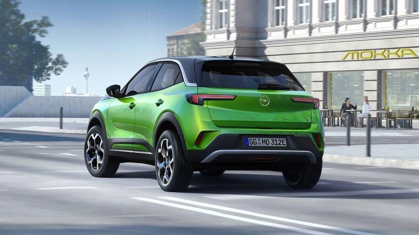 Saf ve Cesur Yeni Opel Mokka, Opel'in Yeni Yüzü