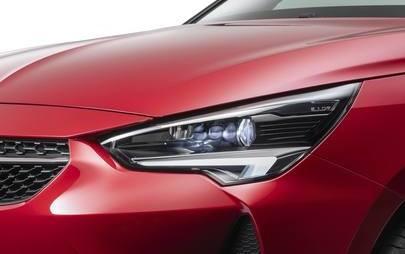 Aydınlatma Teknolojileri Sihirbazı Opel IntelliLux LED® Matrix Farlar
